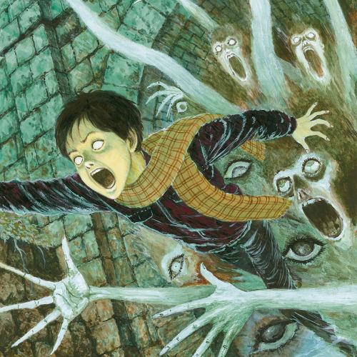 Especial Junji Ito Estudio desde el abismo del terror 2 - El Palomitrón