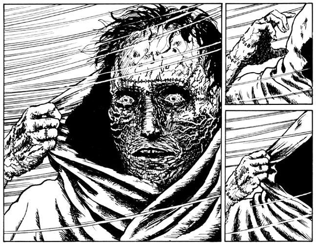 Especial Junji Ito Frankenstein 2 - El Palomitrón