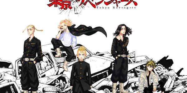 Fecha de estreno y tráiler del anime Tokyo Revengers destacada - El Palomitrón