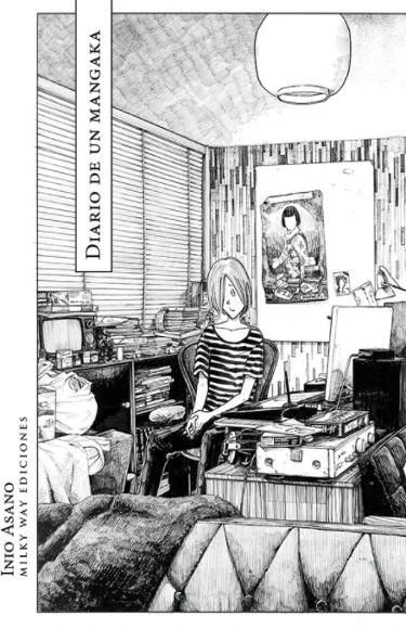 Lanzamientos Milky Way Ediciones diciembre 2020 Diario de un mangaka - El Palomitrón