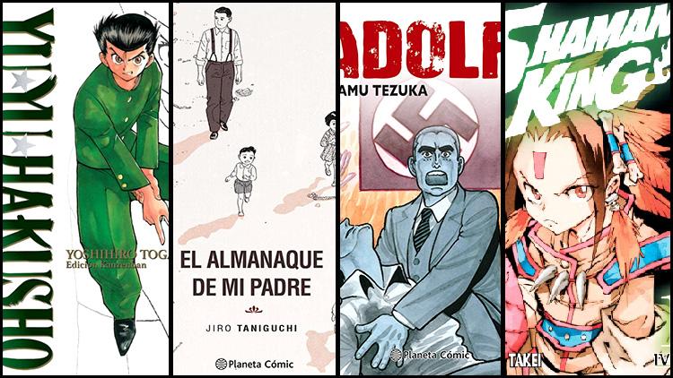 Los mejores mangas de 2020 reediciones - El Palomitrón