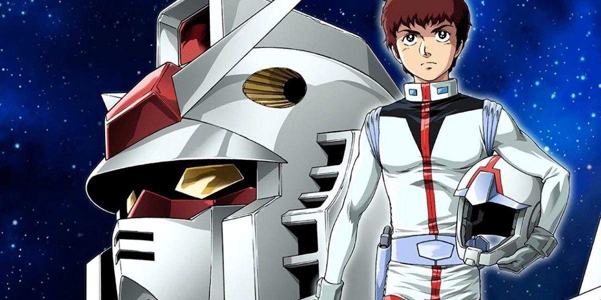 Mobile Suit Gundam llega a Crunchyroll destacada - El Palomitrón