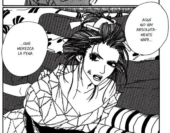 Reseña de Sakuran viñeta 2 - El Palomitrón