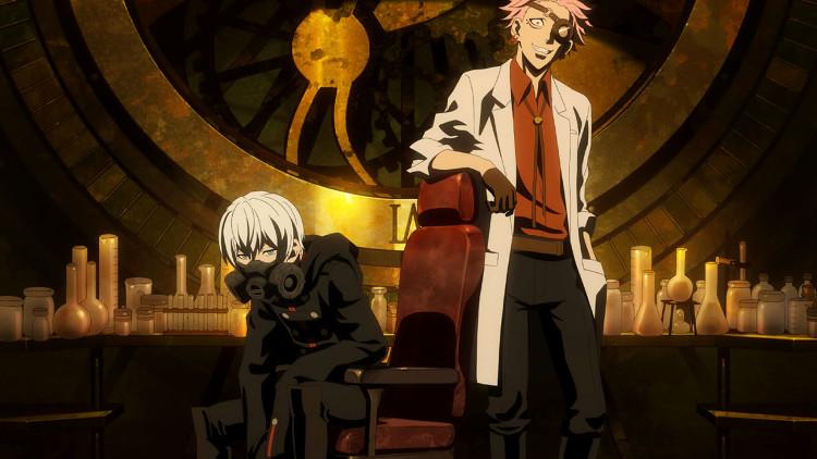 Fecha de estreno y tráiler del anime Mars Red personajes - El Palomitrón