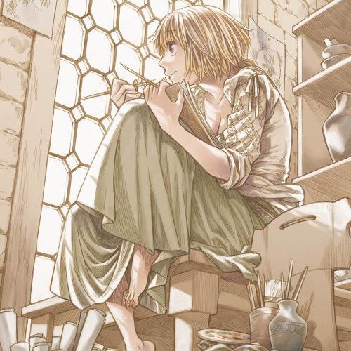 línea manga de Arechi Arte galería 1 - El Palomitrón