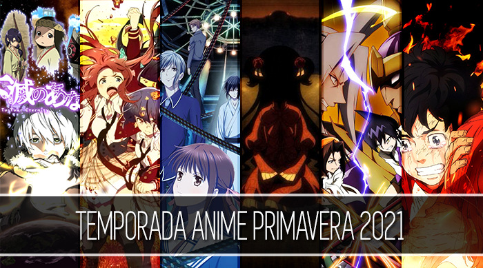 Banner lateral temporada anime primavera 2021 - El Palomitrón