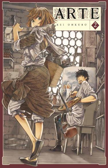 Lanzamientos Arechi Manga marzo 2021 Arte - El Palomitrón