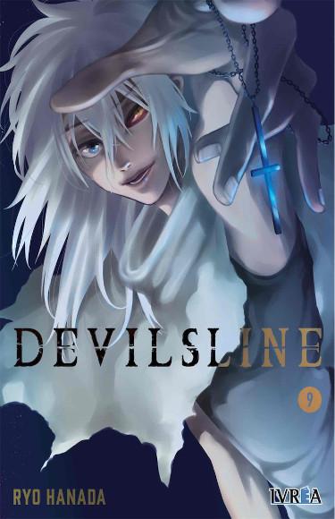 Lanzamientos Editorial Ivrea abril 2021 Devils Line - El Palomitrón