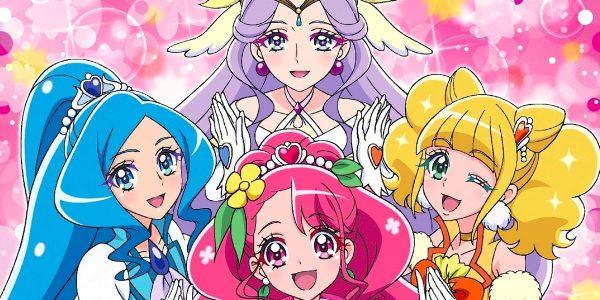 Pretty Cure llega al catálogo de Crunchyroll destacada - El Palomitrón