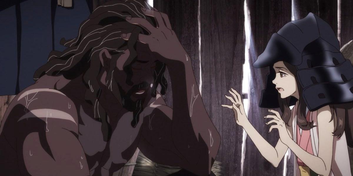 Yasuke en Netflix destacada - El Palomitrón
