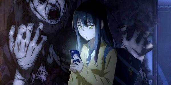 anime de Mieruko-chan destacada - El Palomitrón