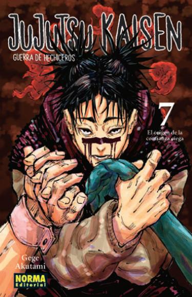 Lanzamientos Norma Editorial mayo 2021 Jujutsu Kaisen - El Palomitrón