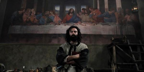 Leonardo - El Palomitron