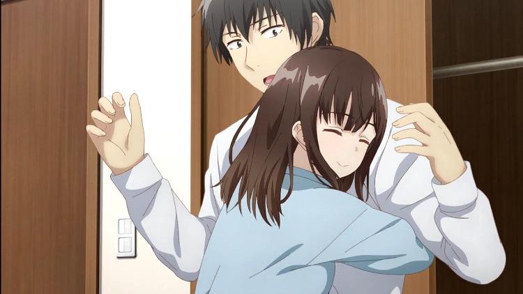 Crítica de Higehiro Yoshida y Sayu abrazo - El Palomitrón