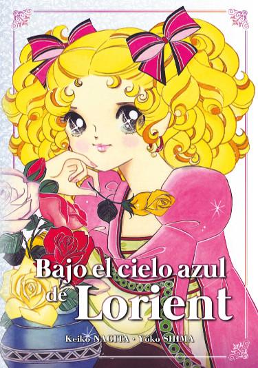 Lanzamientos Arechi Manga junio 2021 Bajo Cielo azul Lorient - El Palomitrón