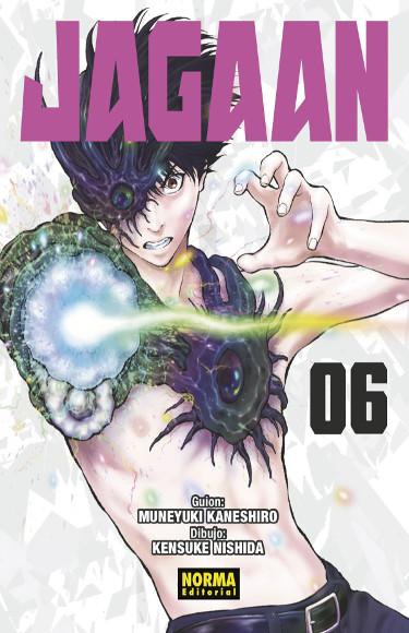 Lanzamientos Norma Editorial julio 2021 Jagaan - El Palomitrón