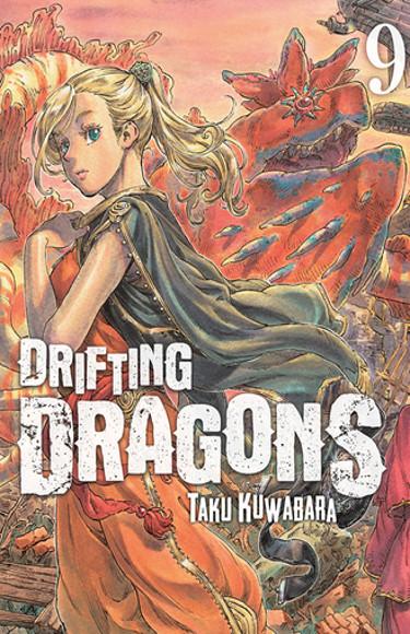 Lanzamientos Milky Way Ediciones agosto 2021 Drifting Dragons - El Palomitrón