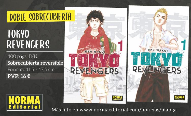 Tokyo Revengers entre las nuevas licencias de Norma Editorial para 2021 slide 2 - El Palomitrón