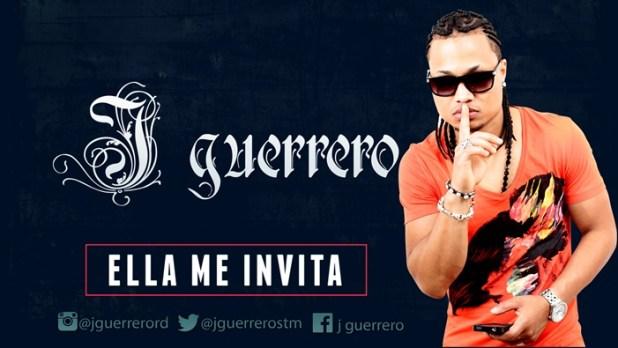 J GUERRERO - ELLA ME INVITA-COVER
