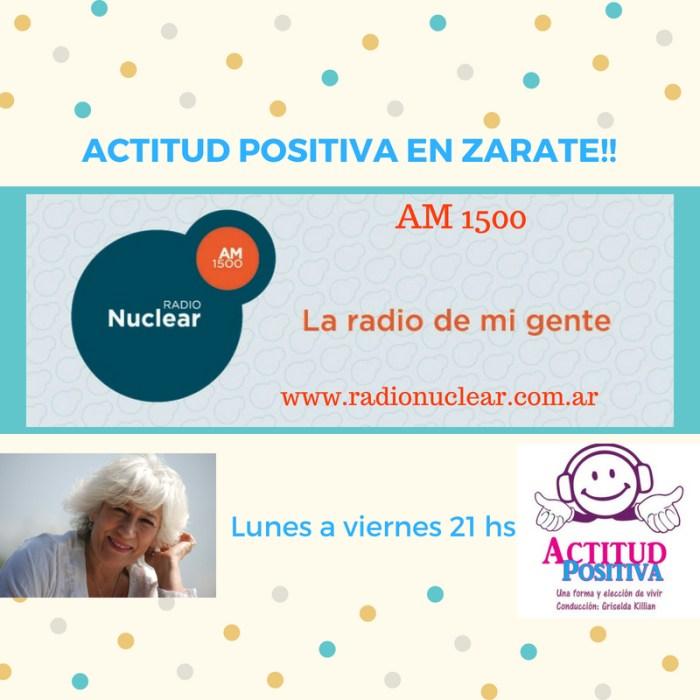 Actitud Positiva en Zárate, Provincia de Buenos Aires