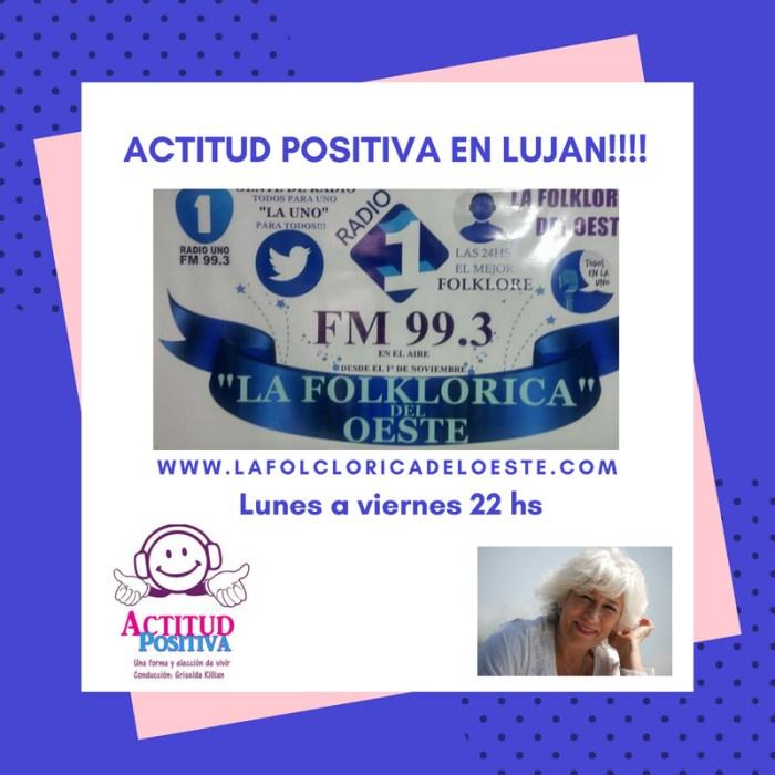 Actitud Positiva en Luján, Provincia de Buenos Aires