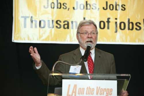 Art Leahy, Gerente General Ejecutivo de Metro.
