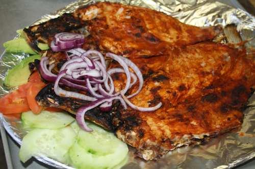 Otra opción deliciosa es el filete de pescado. (Foto Agustín Durán/El Pasajero)