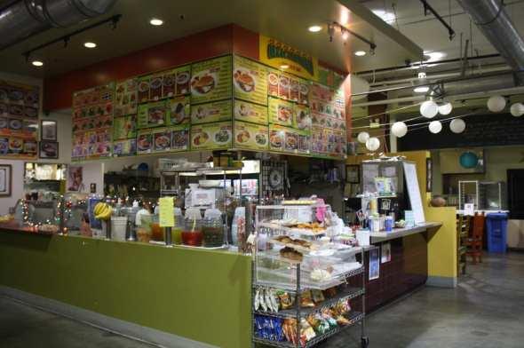 Restaurante Oaxacalifornia en El Mercado La Paloma (Foto de Agustín Durán/El Pasajero