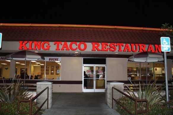 King Taco en Pico Rivera: 6722 Rosemead Blvd., Pico Rivera 90660. (Foto de Agustín Durán/El Pasajero).