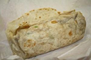 Burrito cerrado