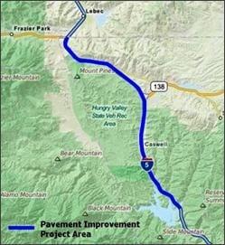 mapa I-5