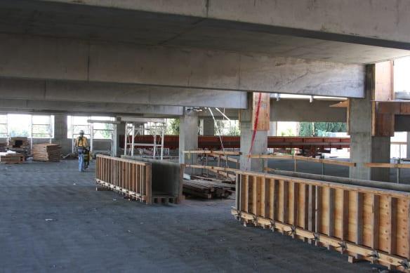 Estacionamiento en Sepulveda.