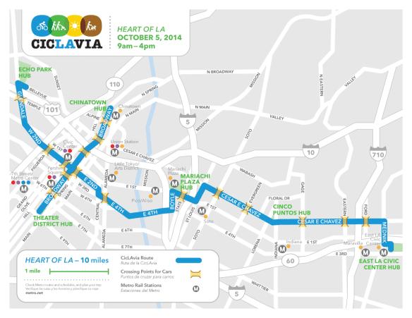 ciclavia_hola_2014_map