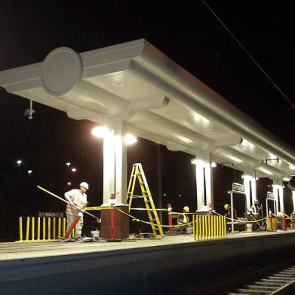Estación Willow.