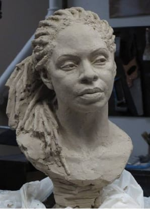 La corona de Kelly, obra de Alicia Ponzio.