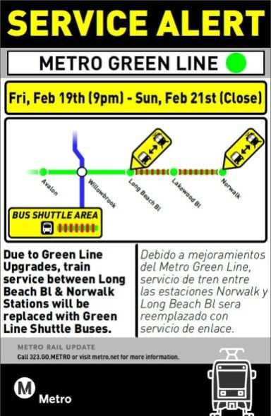 green-line-bus-bridge-feb-19-21