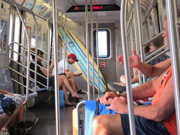 tablas de surfear Metro
