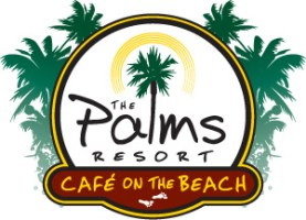 The Palms Resort and Cafe on the Beach