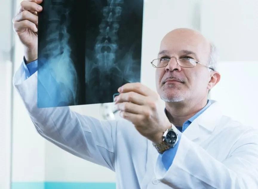 Degenerative Disc Disease Caused by Aging - El Paso Chiropractor