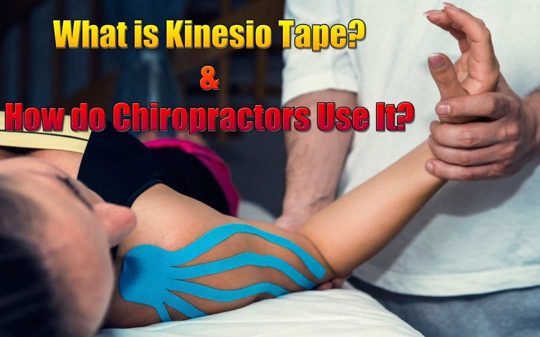 What is Kinesio Tape & How Do Chiropractors Use It? | El Paso, TX.