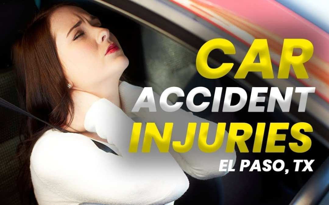 Car Accident Rehabilitation Chiropractor | El Paso, Tx