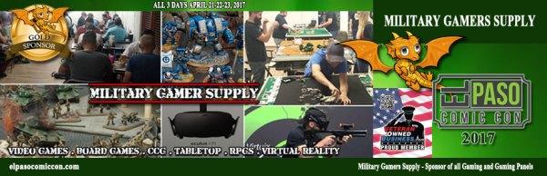 Military Gamer Supply