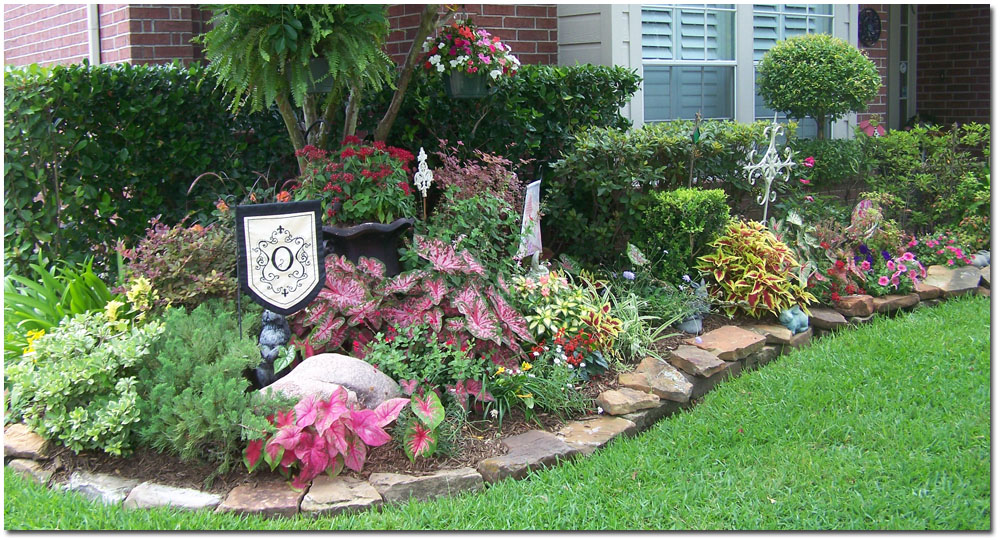 Ideas Low Texas Front Yard Maintenance Landscaping