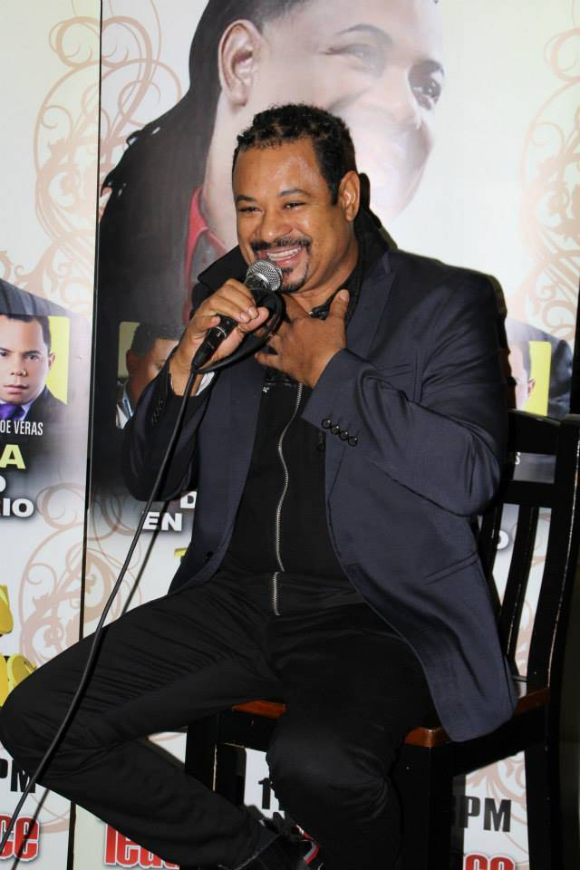 Rueda De Prensa De Los 25 Anos De Luis Vargas 10-7-14