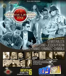 Premios Latinos 2014