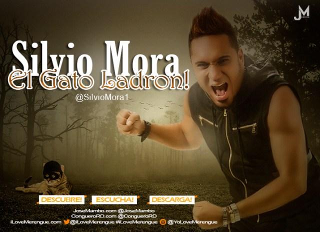 Silvio Mora-El Gato Ladron