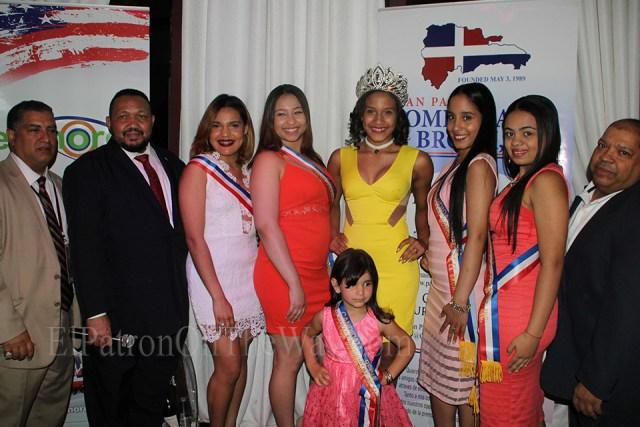 Las Candidatas A Reinas De Lagranparadadominicanadelbronx2016