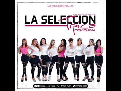 Seleccion Tipica Femenina Pajaro-Pelu 2016