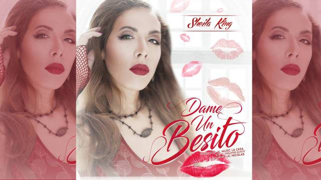 Sheila King- Dame Un Besito