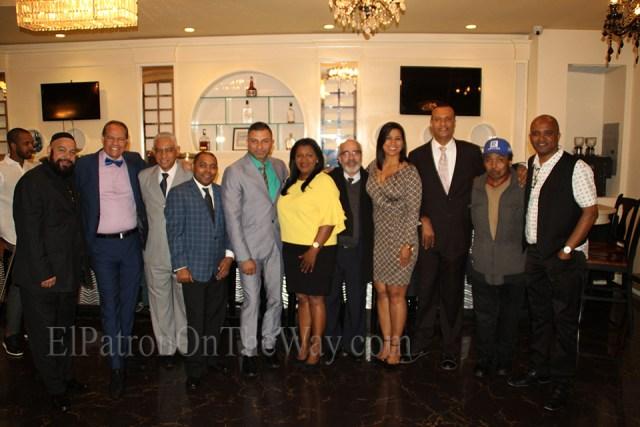 Reunion De Candidatos A La Presidencia De Acroarte Filial N.Y. Y D.R. Campana 2017